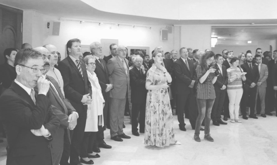 Opening of the Exhibition at the Ministry of Foreign Affairs of the Republic of Belarus